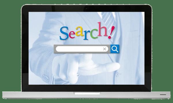 Googleなどの検索エンジンから集客できる