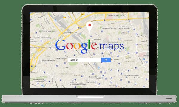 Googleマップから集客できる